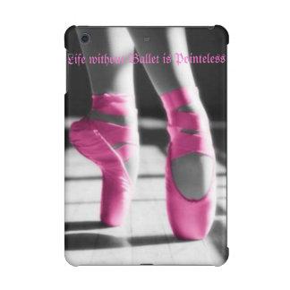 Life w/out Ballet is Pointeless iPad Retina Cases iPad Mini Retina Covers