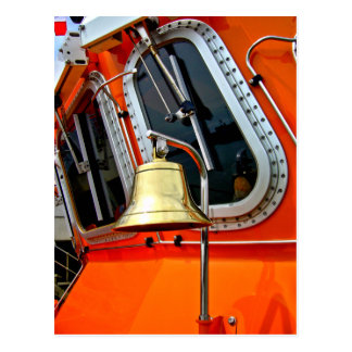 Lifeboat Bell Postcard