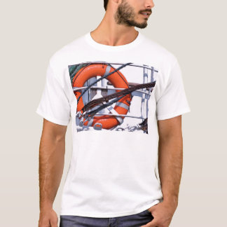 Lifebuoy digital painting transformation T-Shirt