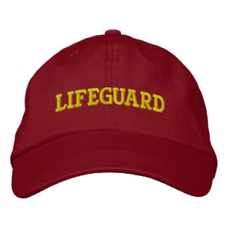 LIFEGUARD EMBROIDERED HATS