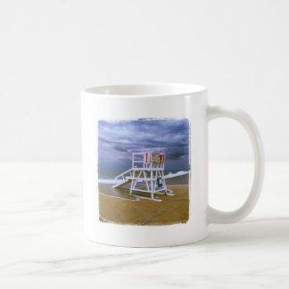 Lifeguard Stand Coffee Mug