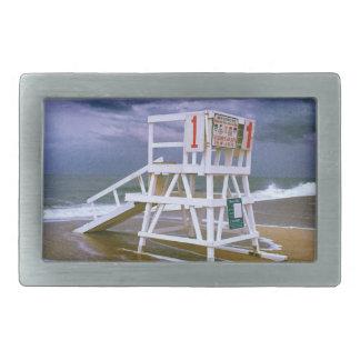 Lifeguard Stand Rectangular Belt Buckles