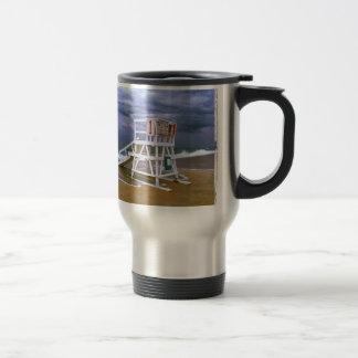 Lifeguard Stand Travel Mug