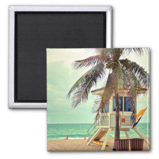 Lifeguard Station |Florida Magnet