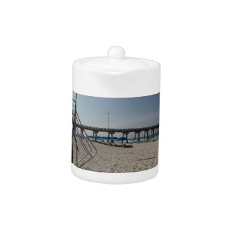 Lifeguard Tower at Panama City Beach Pier