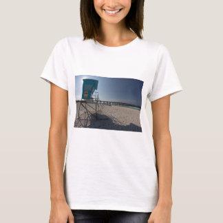 Lifeguard Tower at Panama City Beach Pier T-Shirt