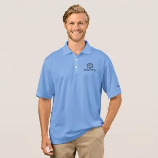 LifeLine Outreach Resource Center Blue Dri-Fit Pol Polo Shirt