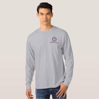 LifeLine Outreach Resource Center Gray Shirt LS