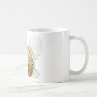 LifeOfWine030609 copy Classic White Coffee Mug