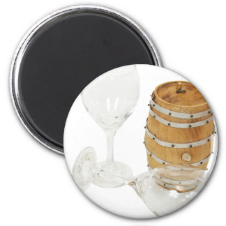 LifeOfWine1030609 copy 2 Inch Round Magnet