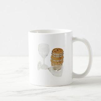 LifeOfWine1030609 copy Classic White Coffee Mug