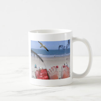 LIFES A BEACH COFFEE MUG