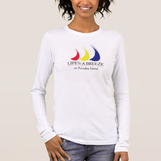 Life's a Breeze®_Paint-The-Wind_Paradise Island Long Sleeve T-Shirt