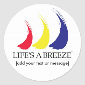 Life's a Breeze®_Paint-The-Wind_Template sticker
