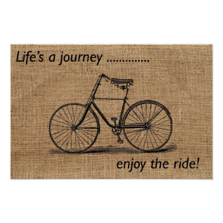 Life's a Journey...Enjoy the ride! poster