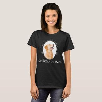 Lifes Better Golden T-Shirt