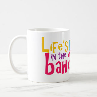 Life's better in the Bahamas Mug