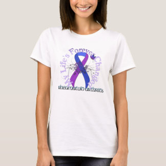 Lifes Changed Rheumatoid Arthritis Shirt