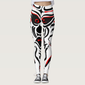 Life's Crazy Crazy Girl Couture ™ leggings