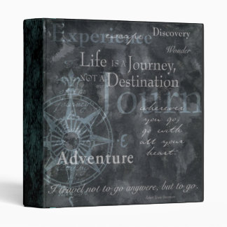 Life's Journey Binder/Album Binder