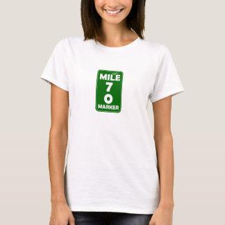 Life's Mile Marker - 70 T-Shirt