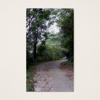 Life's Path/Nature's Walk Business Cards