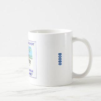 LIFES TOO SHORT RELAX IN YOUR LBI APPAREL 08008 COFFEE MUG