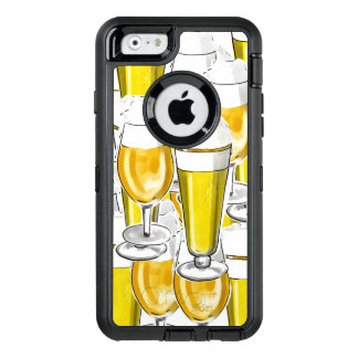 lifestyle OtterBox defender iPhone case