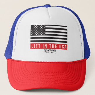LIFT IN THE USA- TRUCKER HAT