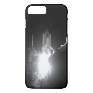 Lift off Black and White iPhone 8 Plus/7 Plus Case