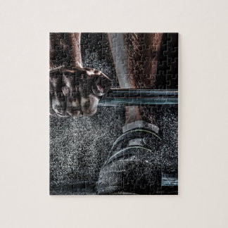 Lift Weights 2 Jigsaw Puzzle