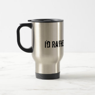 Lifting Apparel Travel Mug