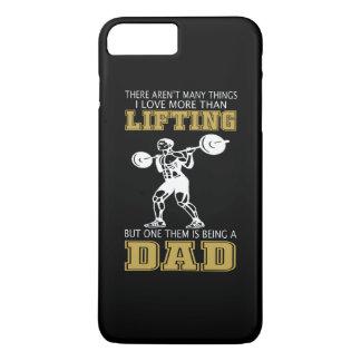 Lifting Dad iPhone 7 Plus Case