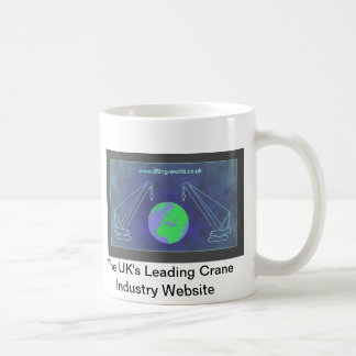 Lifting-World Logo Mug