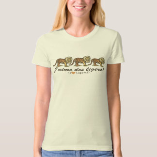 ligers_french_3 T-Shirt
