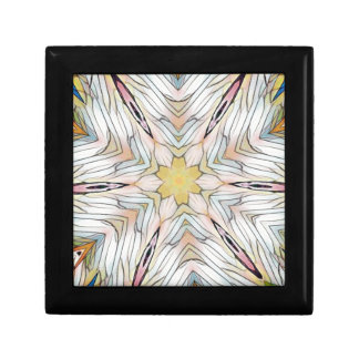 Light Airy Artistic Uncommon Pattern Gift Box