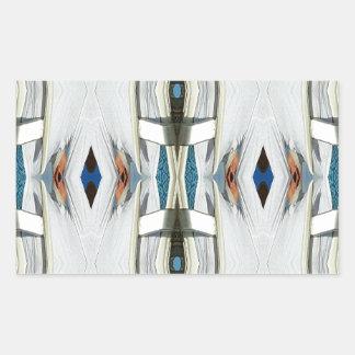 Light Airy Southwest Tribal Pattern
