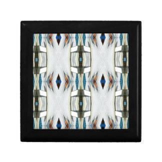 Light Airy Southwest Tribal Pattern Gift Box