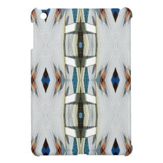 Light Airy Southwest Tribal Pattern iPad Mini Cover