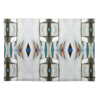 Light Airy Southwest Tribal Pattern Placemat