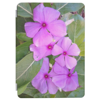 LIGHT AND DARK PINK FLOWERS iPad AIR COVER