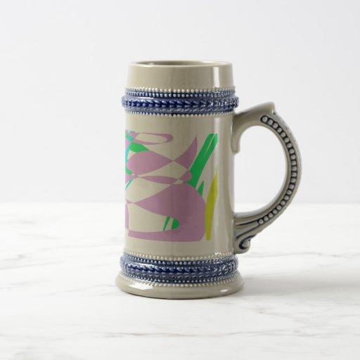 Light and Water Coffee Mugs