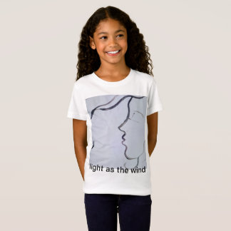 light as the wind T-Shirt