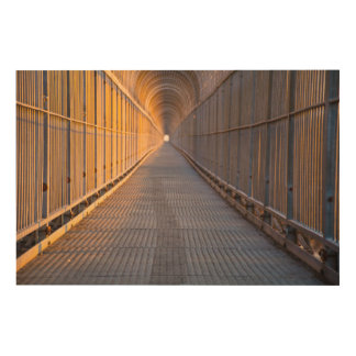 "Light At The End 36""x24"" Wood Wall Art Wood Print"