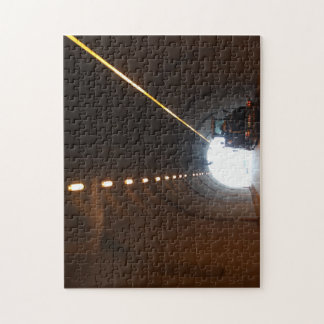 Light at The End of The Tunnel Jigsaw Puzzle