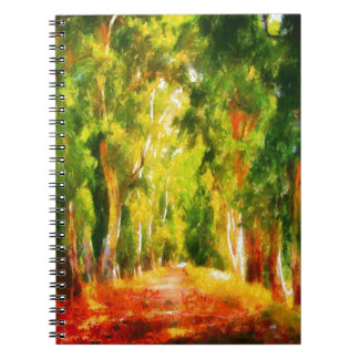 Light At The End Of The Tunnel Notebook