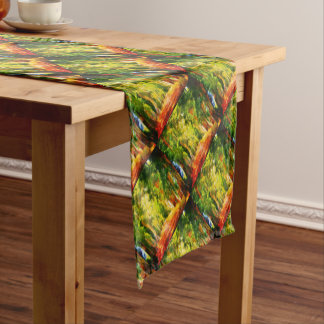 Light At The End Of The Tunnel Short Table Runner