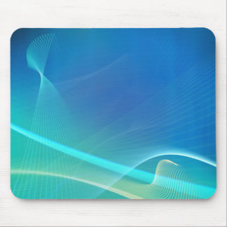 Light Aura: Abstract Artwork: Mouse Pad