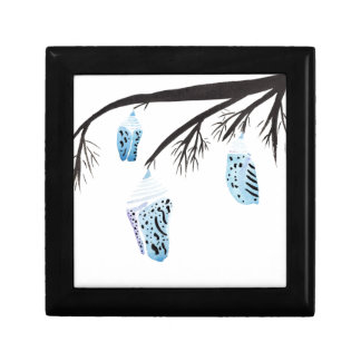 Light Blue Cocoons Gift Box