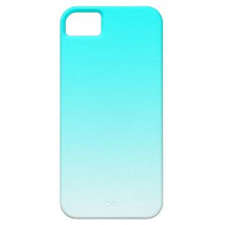 Light Blue Fade iPhone 5 Case
